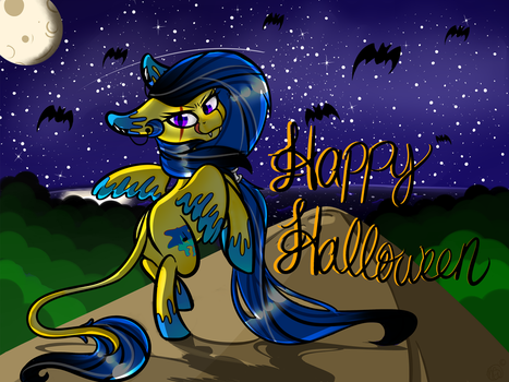 Halloween Special by artislife4592