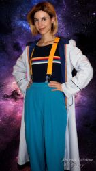 13th Doctor cosplay S11 - The Universe is calling by ArwendeLuhtiene
