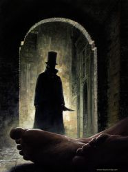 Jack the Ripper by davepalumbo