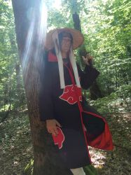 Itachi cosplay by BradorCosplay