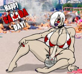 West Coast Canada Day by RandomReduX