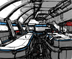transit gallery by Daemoria
