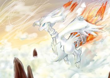 Reshiram by LSK0204