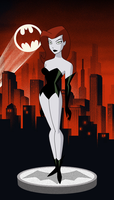 TNBA - Poison Ivy by DCAUniverse