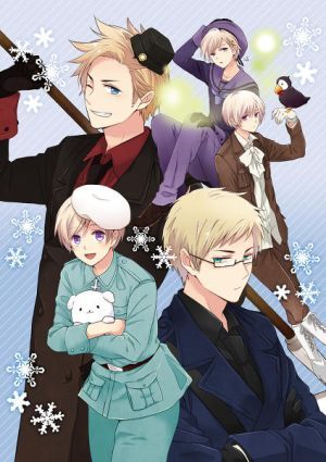 APH Nordics x Reader~When First Love Ends~ Songfic by pastalover45