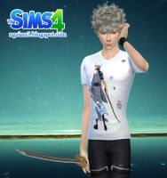 Gintoki - The Sims 4 by ng9