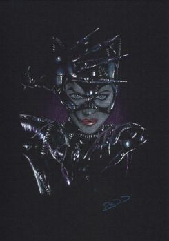 Catwoman - Michelle Pfeiffer by J-Redd