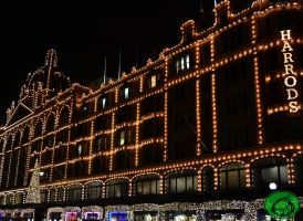The Lights of Harrods by Idraemir