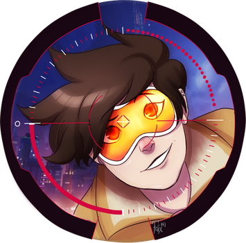 Tracer by HuckleFred
