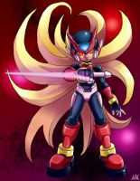 Omega Zero - Dark Dream by Modernerd
