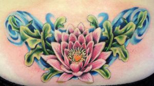 Lotus Stamp by Ogra-the-Gob