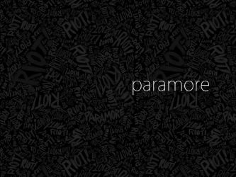 Paramore by plastichurts