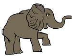 Elephant by NicotineLL