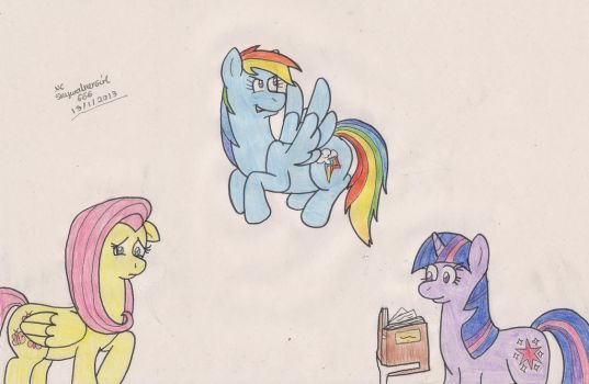 MLP: RD FS and TS by artistNJC
