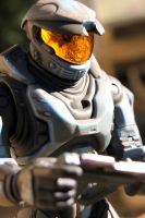 Master Chief II by RedRose460