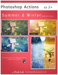 photoshop actions - 5 by Honestheart26
