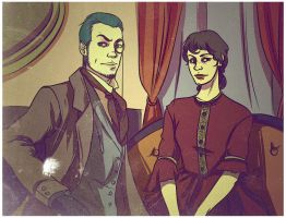 Victorian Time by andrahilde