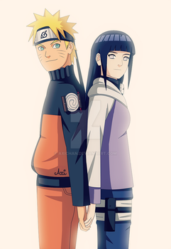NaruHina - That Hand by Axichan