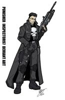 The Punisher by Inspector97