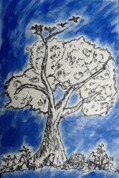 PeaceTree by flankerAD