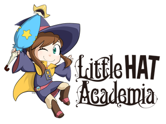 Little Hat Academia by cattt33