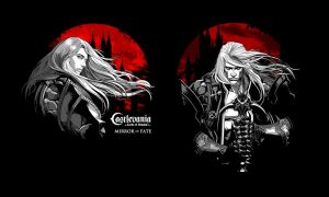 Alucard (for T-shirt) by javieralcalde
