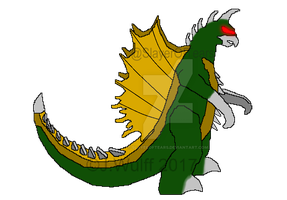 Small Gigan by SlayerOfTears