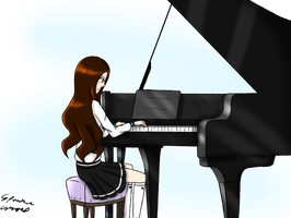 [SIA] Piano Practice by SparkleChord