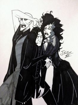 Death Eater Musical by Rinkusu001