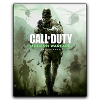 Call of Duty Modern Warfare Remastered by Mugiwara40k