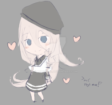 Rough IA sketch by Tomeiame