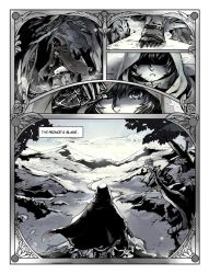 [PRINCE'S BLADE] Ch.1 - pg.1 by white-angel-ariah