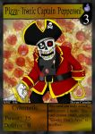 NMC - 046 - Pizza-Tronic Captain Pepperoni by PlayboyVampire