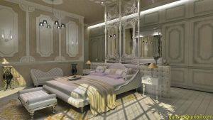 Main Bedroom Classical by 1zmim