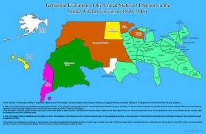 SW: Territorial Evolution of the United States 7 by ThanyTony
