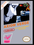 Axiom Verge Design by joshthecartoonguy