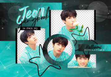 PNG PACK: JungKook #27 by Hallyumi