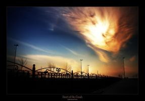 The Heart of the Clouds by mutos