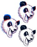 Panda Experiment by ssshipwrecked