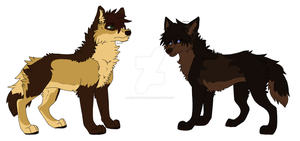 Wolf Breedables 2 CLOSED by MikasAdoptables