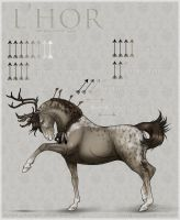 L'Hor for TheCallyBear by devils-horizon