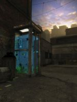 Phone Booth by curious3d