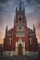 The Cathedral. Kharkiv 2012 by RavenaJuly