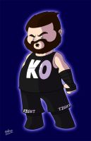 Universal Champions - 2 - Kevin Owens by NoDiceMike