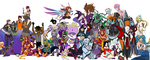 Tumblr collab 2015 by League community by JessyThePika