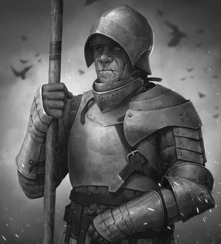 Spearman by AndWhatArt