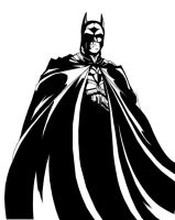 The Batman by TimelessUnknown