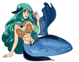 Mermaid Adopt [OPEN] by Arerethousa