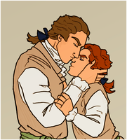 Nose Kiss by Publius-Reporter