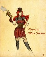Victorian MF by HatterMadness